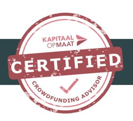 Certified Crowdfunding Advisor Venray