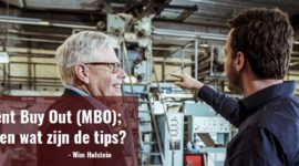 Wat is Management Buy out (MBO)