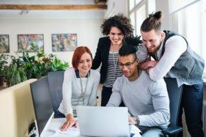 Bedrijfsresultaat: het succes van de teamgeboden