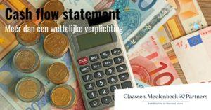 Wat is een cash flow statement?