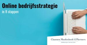 Online bedrijfsstrategie in 8 stappen