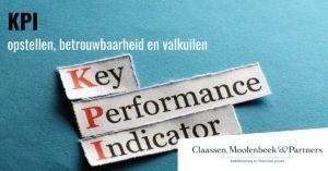 KPI opstellen